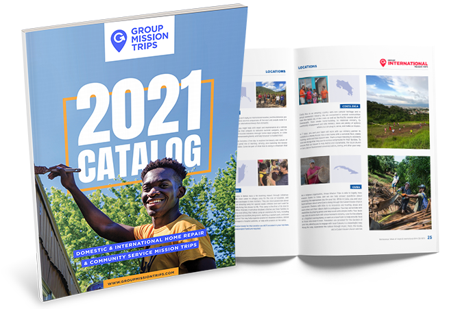 Group Mission Trips Catalog