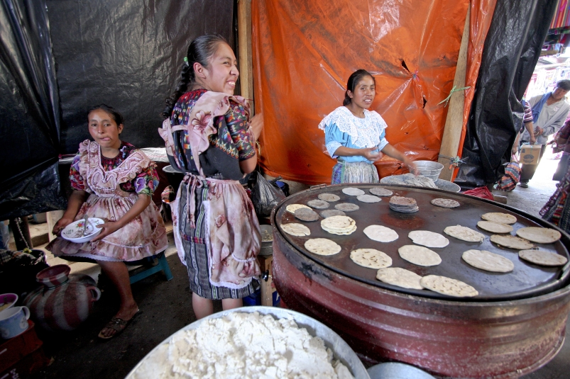 Tortilla makers